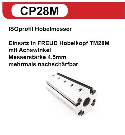 ISOprofil Hobelmesser Z1