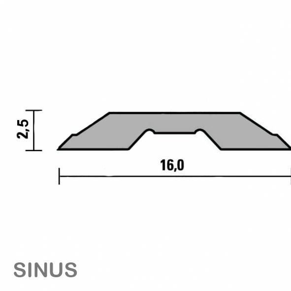 SINUS Hobelmesser Z2