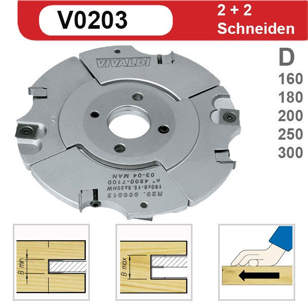 WP Verstellnuter Z2+2