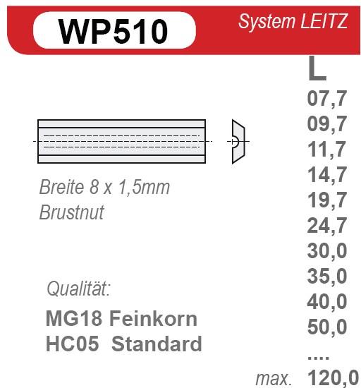 WP Schneiden System LEITZ