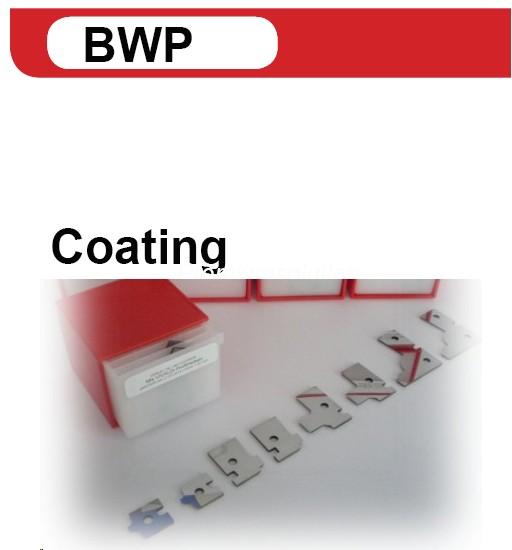 Beschichten Wendeplatten