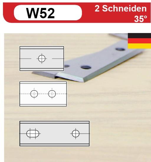 HW-Wendeplatten Z2 (9-14,3mm)