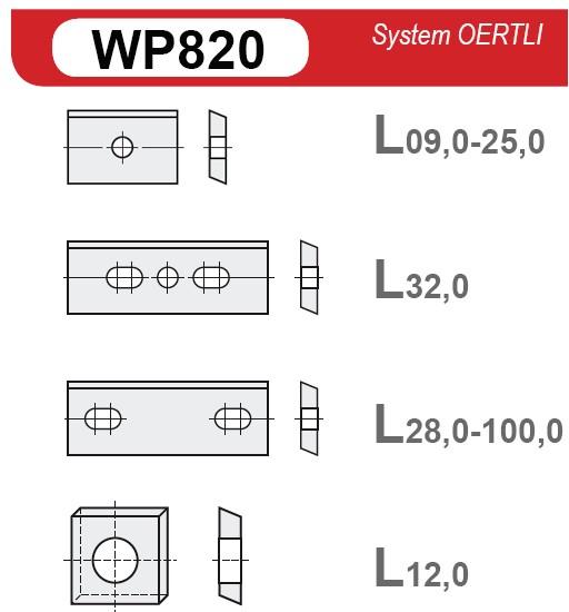 WP Schneiden System OERTLI